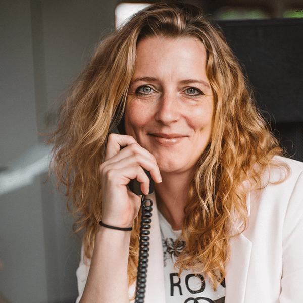 Nadine Blanck-Wehde - Sales Team