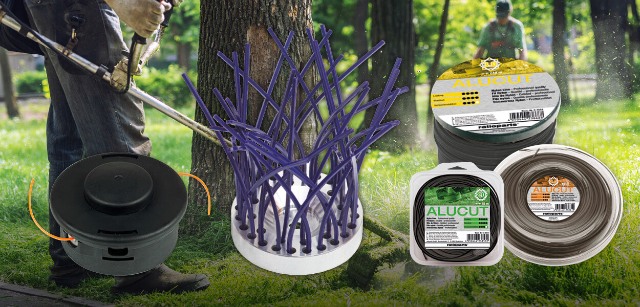 Brush Cutter equipment - Our Highlights
